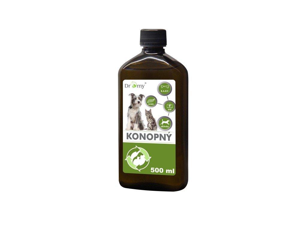 558 dromy konopny olej 500 ml