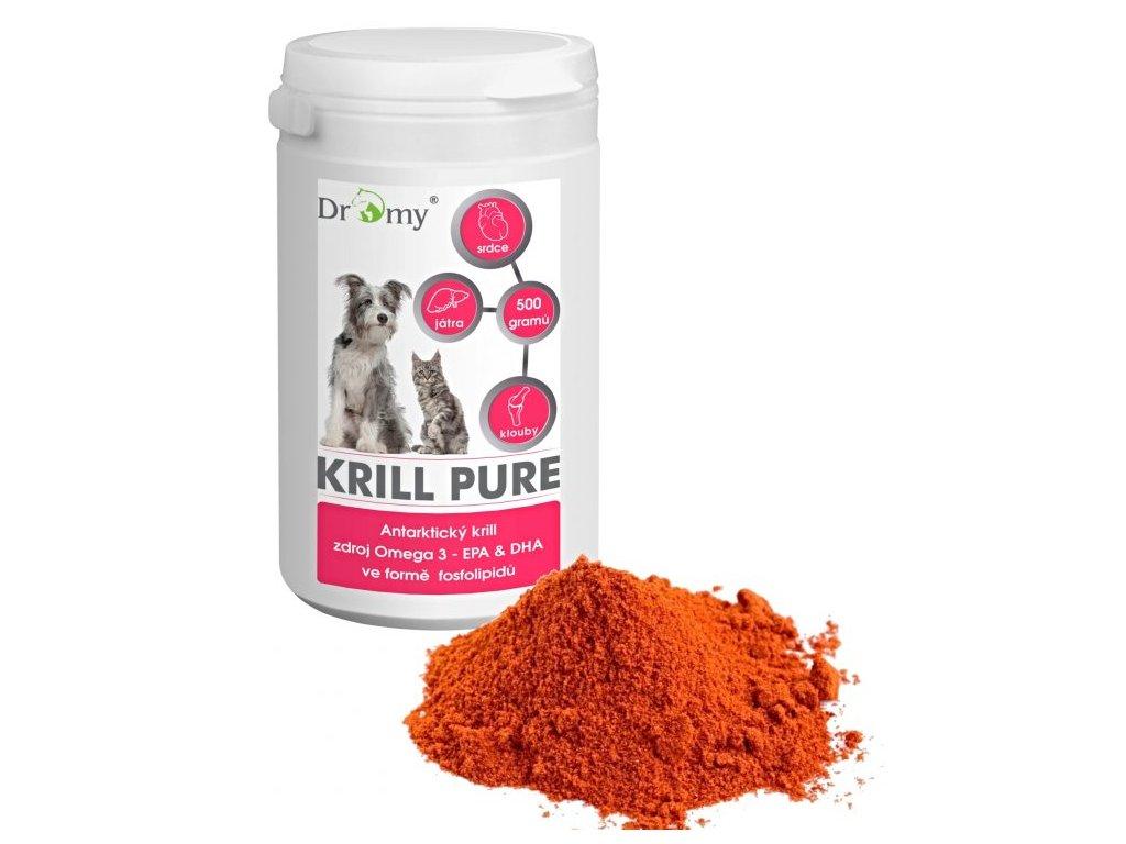 561 dromy krill pure 500 g