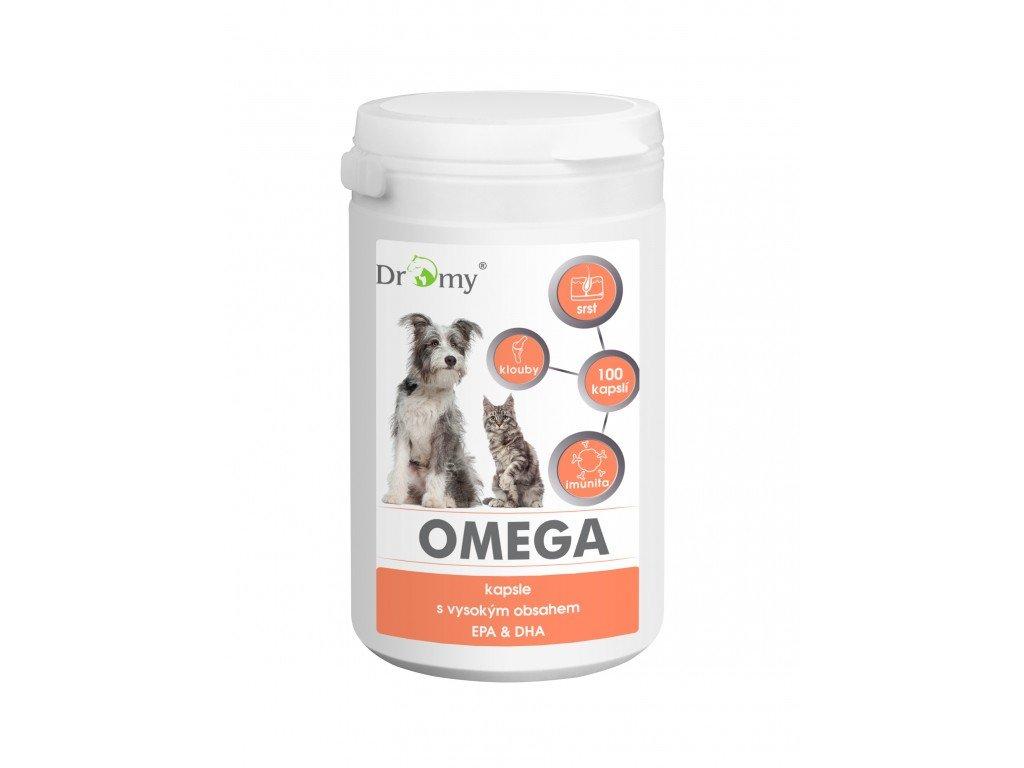 582 dromy omega 3 kapsle epa dha 100 cps