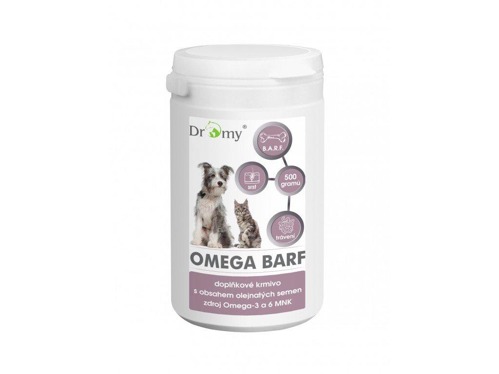 588 dromy omega barf 500 g