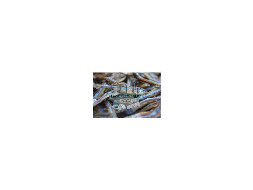 SLC - Dried Fish - sušená ryba 100 g